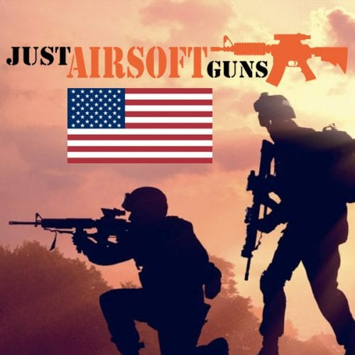 just airsoft guns website design